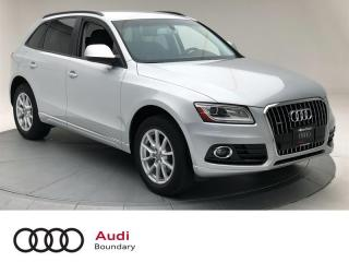 Used 2014 Audi Q5 2.0 8sp Tiptronic Komfort for sale in Burnaby, BC