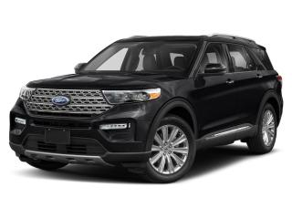 New 2020 Ford Explorer Platinum for sale in Carman, MB