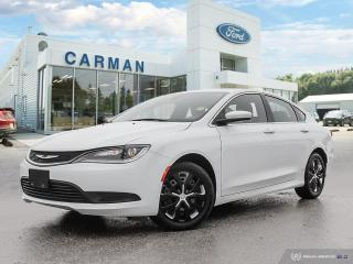 Used 2015 Chrysler 200 LX for sale in Carman, MB
