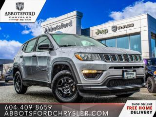 Used 2018 Jeep Compass Sport  - $143 B/W for sale in Abbotsford, BC