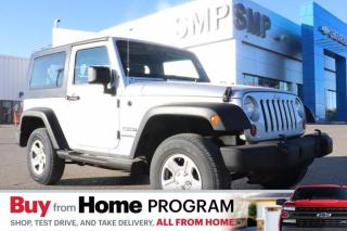 Used 2010 Jeep Wrangler Mountain 4X4 - Auto, Hard Top, New Tires for sale in Saskatoon, SK