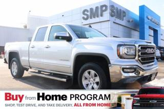Used 2019 GMC Sierra 1500 Limited SLE - R. Start, Heated Seats, Tow Pkg, Spray In Liner, New Tires for sale in Saskatoon, SK
