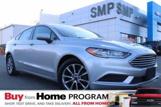 Used 2017 Ford Fusion SE - Pwr Seat,  Back Up Camera, Alloy Wheels for sale in Saskatoon, SK