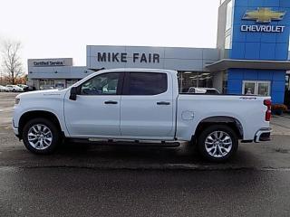 New 2021 Chevrolet Silverado 1500 Silverado Custom for sale in Smiths Falls, ON