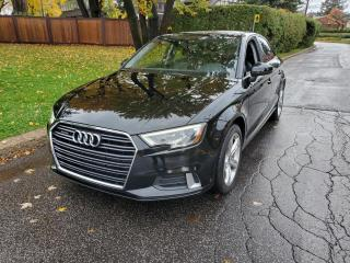 Used 2017 Audi A3 2.0T Komfort for sale in Roxboro, QC