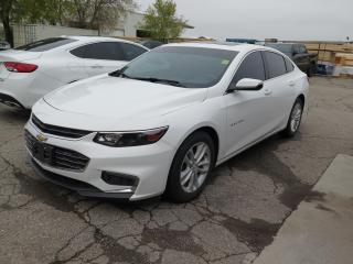 Used 2016 Chevrolet Malibu 1LT for sale in St. Thomas, ON