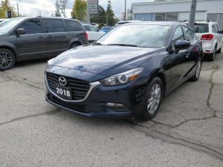 Used 2018 Mazda MAZDA3 GS ***Manager Special*** for sale in St. Thomas, ON