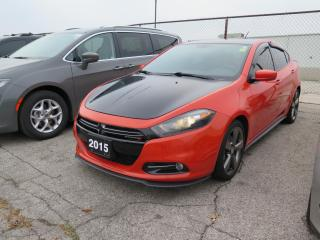 Used 2015 Dodge Dart GT for sale in St. Thomas, ON