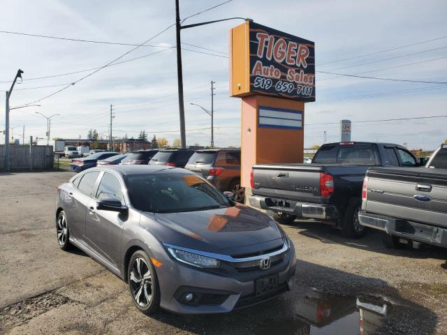 2016 Honda Civic Touring*LEATHER*NAV*LOADED**CERTIFIED