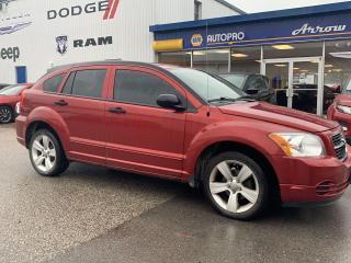 Used 2007 Dodge Caliber SXT for sale in Aylmer, ON