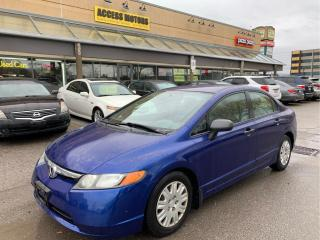Used 2007 Honda Civic Sdn 4dr AT DX-G for sale in North York, ON