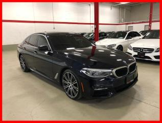 Used 2018 BMW 5 Series 540i xDrive M-SPORT PLUS PREMIUM ENHANCED for sale in Vaughan, ON