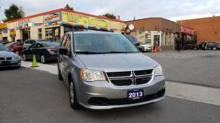 Used 2013 Dodge Grand Caravan 4dr Wgn SXT for sale in Scarborough, ON