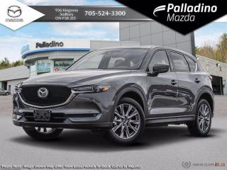 New 2021 Mazda CX-5 GT for sale in Sudbury, ON