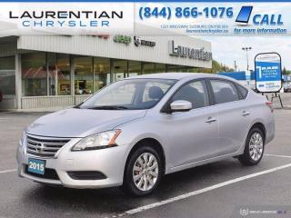 Used 2015 Nissan Sentra S - COMPACT AND GREAT ON FUEL !! for sale in Sudbury, ON