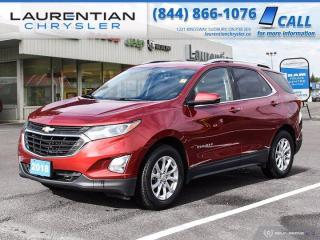 Used 2018 Chevrolet Equinox LT!!  HEATED SEATS!!  AWD!! for sale in Sudbury, ON
