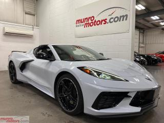 Used 2020 Chevrolet Corvette 2dr Stingray Cpe w-3LT Z51 NAV MAG Ride for sale in St. George, ON