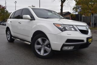 Used 2012 Acura MDX ONE OWNER - NO ACCIDENTS for sale in Oakville, ON