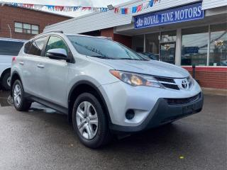 Used 2014 Toyota RAV4 AWD 4dr LE for sale in Toronto, ON