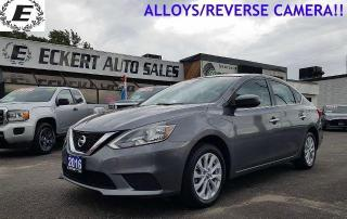 Used 2016 Nissan Sentra SV WITH REVERSE CAMERA!! for sale in Barrie, ON