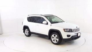 Used 2015 Jeep Compass High Altitude 4x4, 2.4L 4Cyl., Power Sunroof, Heat for sale in Winnipeg, MB
