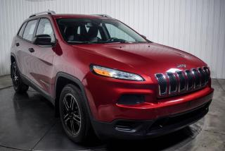 Used 2014 Jeep Cherokee Sport A/c Mags for sale in St-Hubert, QC