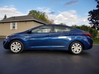 Used 2015 Hyundai Elantra 4DR SDN for sale in Stoney Creek, ON