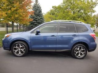 Used 2014 Subaru Forester 5dr Wgn Auto 2.0XT Limited for sale in Stoney Creek, ON