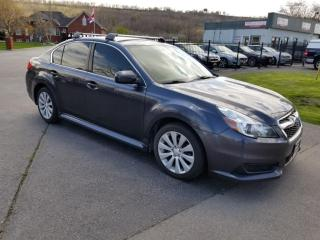 Used 2013 Subaru Legacy 4dr Sdn Auto 2.5i w/Touring Pkg for sale in Stoney Creek, ON