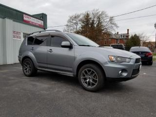 Used 2013 Mitsubishi Outlander ES for sale in Stoney Creek, ON