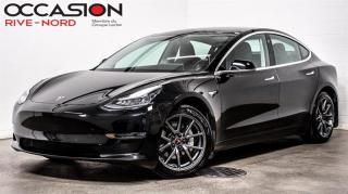 Used 2019 Tesla Model 3 Standard Plus AUTO.PILOT+NAVI+CUIR for sale in Boisbriand, QC