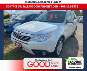 Used 2010 Subaru Forester PREMIUM for sale in Burlington, ON
