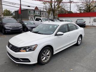 New 2016 Volkswagen Passat Trendline+ for sale in Halifax, NS