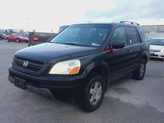 Used 2004 Honda Pilot EXL for sale in Innisfil, ON