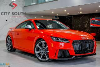 Used 2018 Audi TT RS for sale in Toronto, ON