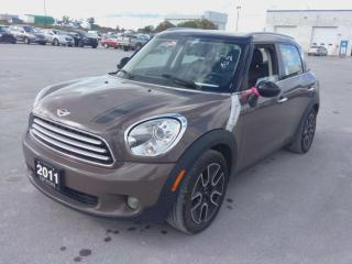 Used 2011 MINI Cooper Countryman for sale in Innisfil, ON