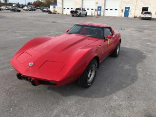 Used 1978 Chevrolet Corvette for sale in Innisfil, ON