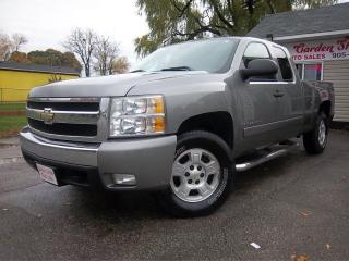 Used 2008 Chevrolet Silverado 1500 LT for sale in Oshawa, ON
