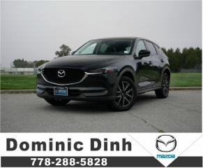 Used 2018 Mazda CX-5 GT - Sunroof - Leather Seats for sale in Richmond, BC