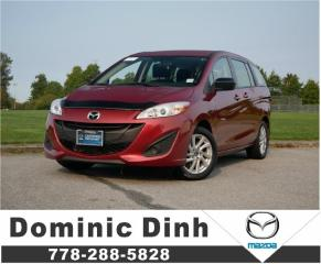 Used 2015 Mazda MAZDA5 GS at for sale in Richmond, BC