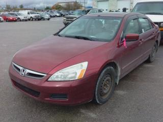 Used 2006 Honda Accord EX for sale in Innisfil, ON