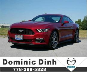 Used 2017 Ford Mustang EcoBoost Premium - Bluetooth for sale in Richmond, BC