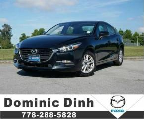 Used 2017 Mazda MAZDA3 GS - Heated Seats - Low Mileage for sale in Richmond, BC