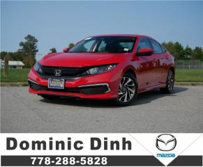 Used 2019 Honda Civic Sedan EX CVT for sale in Richmond, BC