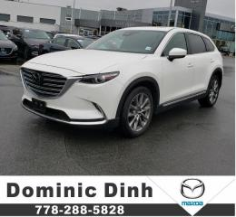 Used 2018 Mazda CX-9 GT AWD for sale in Richmond, BC
