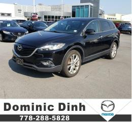 Used 2013 Mazda CX-9 GT AWD for sale in Richmond, BC