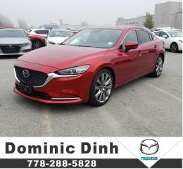 Used 2018 Mazda MAZDA6 Signature at for sale in Richmond, BC