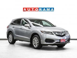 Used 2017 Acura RDX Tech Pkg AWD Nav Leather Sunroof Backup Cam for sale in Toronto, ON