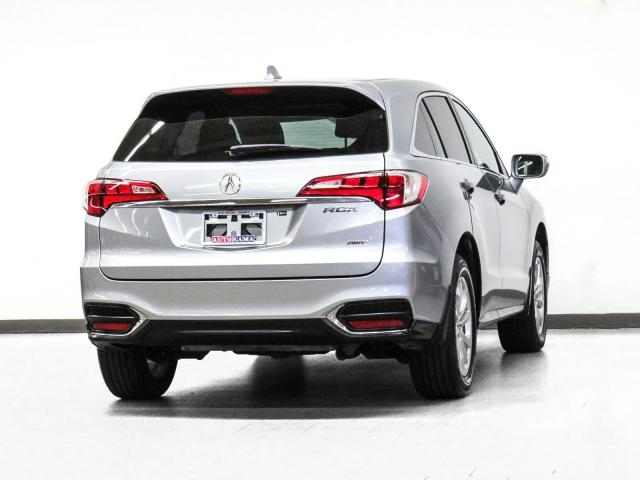 2017 Acura RDX Tech Pkg AWD Nav Leather Sunroof Backup Cam