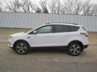 Used 2017 Ford Escape SE for sale in Melfort, SK